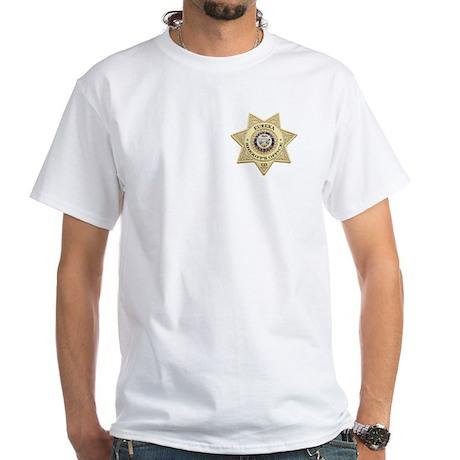 Eureka Two Sided White T-Shirt