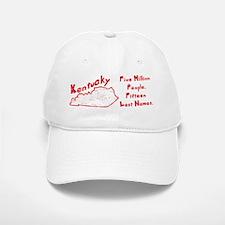 Vintage Kentucky Baseball Baseball Cap