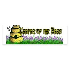 Beekeeping Bumper Bumper Sticker
