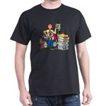 A Super Advocate Black T-Shirt