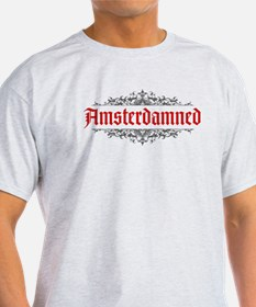 Amsterdamned T-Shirt