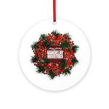 VANDELAY INDUSTRIES WREATH - Ornament (Round)