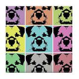 Border terrier Drink Coasters