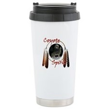 Coyote Spirit Travel Mug