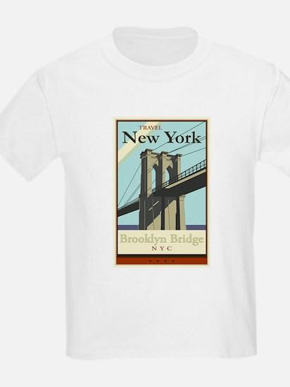 Travel New York T-Shirt