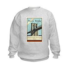 Travel New York Sweatshirt
