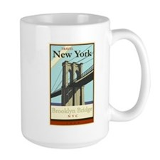 Travel New York Mug