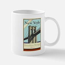 Travel New York Mug