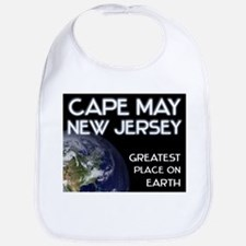 cape may new jersey - greatest place on earth Bib