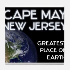cape may new jersey - greatest place on earth Tile