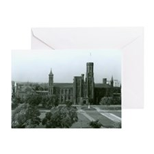 Castle North 1968 Greeting Card