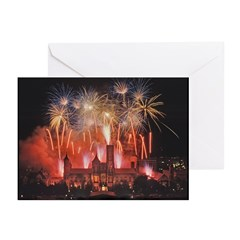 Fireworks Greeting Cards (Pk of 20)