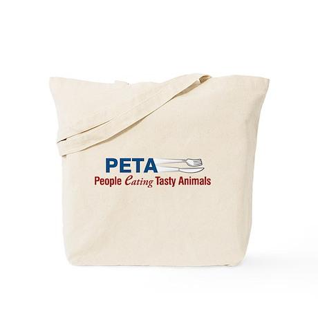 PETA Tote Bag