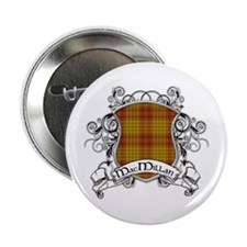 "MacMillan Tartan Shield 2.25"" Button"