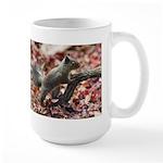 Getting Squirrely Large Mug
