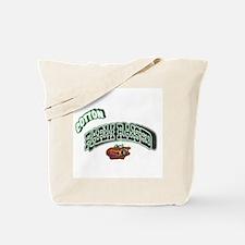 Cotton Farm Raised Tote Bag