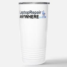 LaptopRepairAnywhereDOTCom Travel Mug