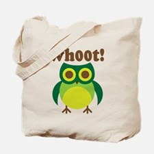 wh00t Goes The Owl Tote Bag
