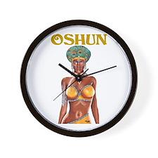 NEW!!! OSHUN CLOSE-UP Wall Clock
