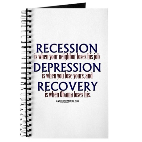 Recession, Depression & Recovery Journal