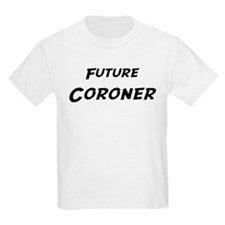 Future Coroner Kids T-Shirt