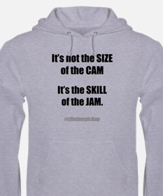 Size of the Cam Hoodie