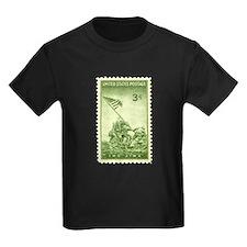 Iwo Jima 3 Cent Stamp T