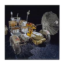 Lunar Roving Vehicle Tile Coaster