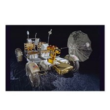 Lunar Roving Vehicle Postcards (Package of 8)