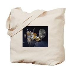 Lunar Roving Vehicle Tote Bag