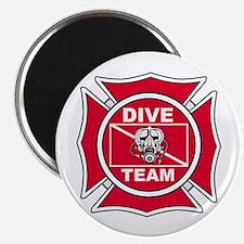 Rescue Dive Team Magnet