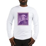 Susan B Anthony 50 Cent Stamp Long Sleeve T-Shirt