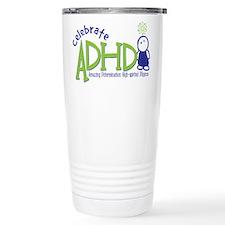 Celebrate ADHD Travel Mug