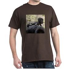 Baby Gorilla Dark T-Shirt