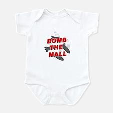 Bomb the Mall Infant Bodysuit