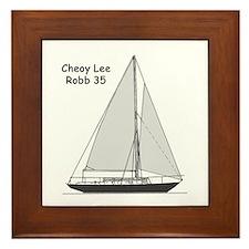 Robb 35 Framed Tile