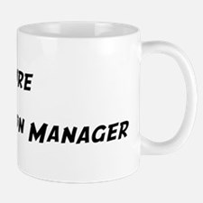 Future Construction Manager Mug