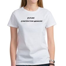 Future Construction Manager Tee