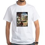 Peter Henderson & Co White T-Shirt