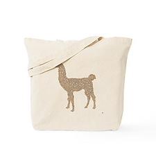 Circle of Llamas Tote Bag
