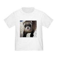 Black-footed Ferret Toddler T-Shirt