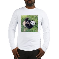 Giant Panda Long Sleeve T-Shirt