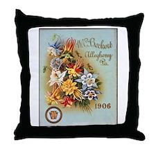 W.C. Beckert Throw Pillow