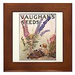 Vaughan's Framed Tile