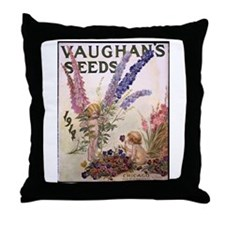 Vaughan's Throw Pillow
