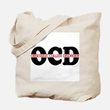 OCD: Obsessive Cullen Disorde Tote Bag