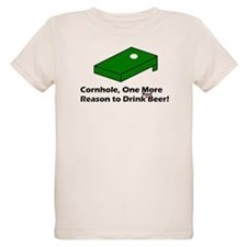 Cornhole and Beer T-Shirt