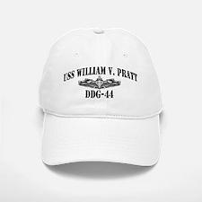 USS WILLIAM V. PRATT Baseball Baseball Cap