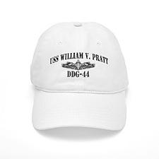 USS WILLIAM V. PRATT Baseball Cap