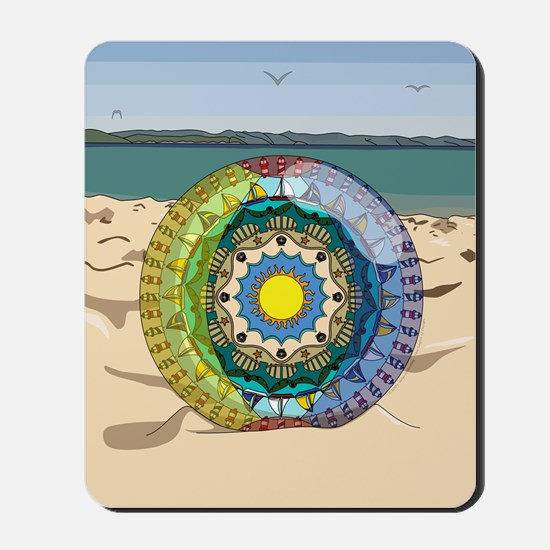 Summer Sunshine Mousepad